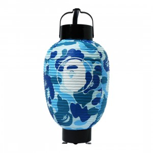 A Bathing Ape ABC Camo Japanese Lantern (blue)