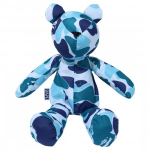 A Bathing Ape ABC Bear Eco Tote Bag (blue)