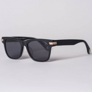 A Bathing Ape BA13052 MB3 Sunglasses (black / matte black)
