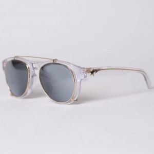 A Bathing Ape BS13014 WT Sunglasses (white)
