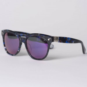 A Bathing Ape BS13034 BU Sunglasses (blue)