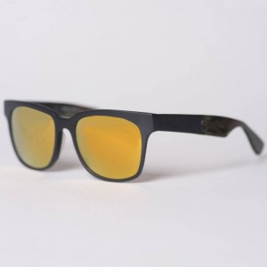 A Bathing Ape BS13051 MB Sunglasses (black / matte black)
