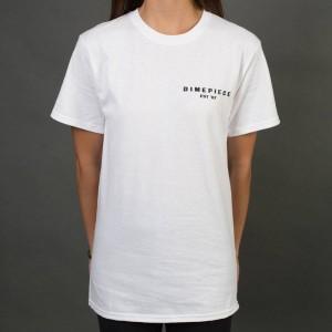 Dimepiece Women Logo Tee (white)