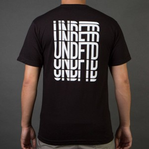 Undefeated Men Hill Bombing Tee (black)
