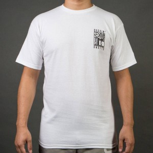 Undefeated Men Duckin One Time Tee (white)