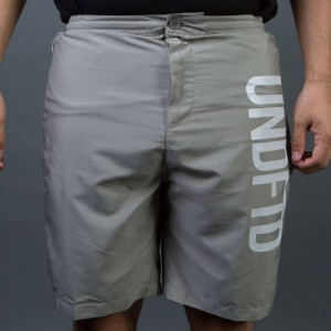 Undefeated Men Flatland Swim Trunks (gray / ash)