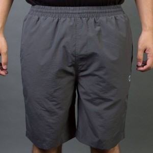Undefeated Men Coping Shorts (gray / charcoal)