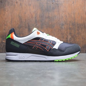 Asics Tiger Men Gel-Saga (black / shocking orange)