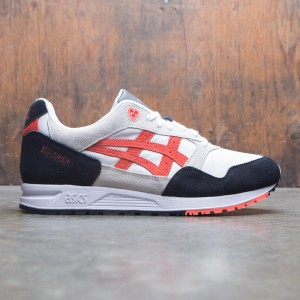 Asics Tiger Men Gel Saga (white / flash coral)
