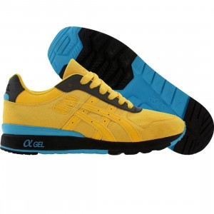BAIT x Asics Tiger GT-II Premium 3M Rings Pack - Yellow Ring (yellow / black)