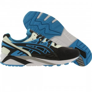 Asics Tiger Men Gel-Kayano Trainer - Glow In The Dark (black / atomic blue)
