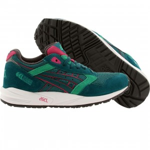 Asics Tiger Women Gel-Saga - Watermelon (green / shaded spruce)