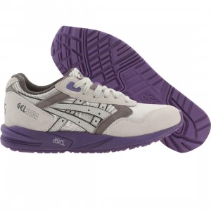 Asics Tiger Women Gel-Saga (gray / soft gray)