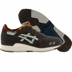 Asics Tiger Women Gel-Lyte III (gray / dark gray / soft gray)