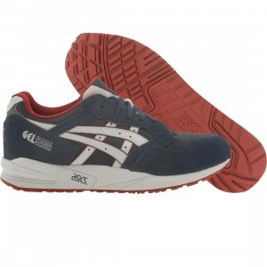 Asics Tiger Men Gel-Saga (navy / soft gray)