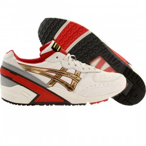 Asics Tiger Men Gel Sight - World Challenger (white / red / gold)