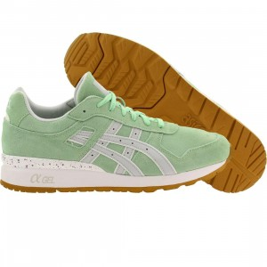 Asics Tiger Men GT-II - Easter Full Bloom Pack (green / green ash / soft gray)