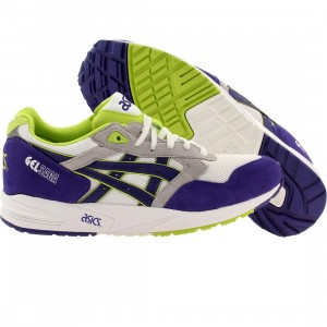 Asics Tiger Men Gel Saga (white / dark blue)