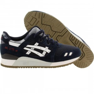 Asics Tiger Women Gel-Lyte III (navy / white)