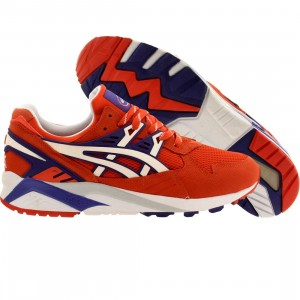 Asics Tiger Men Gel-Kayano Trainer (orange / white)