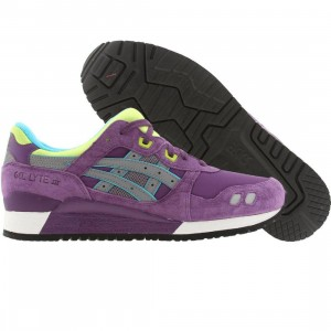 Asics Tiger Men Gel-Lyte III (purple / grey)