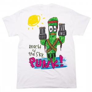 After School Special Men Cactus Tee (white)