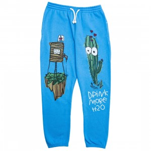 After School Special Men Water Sweatpants (blue)
