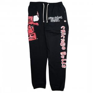 After School Special x NBA Men Bulls Doodle Sweatpants (black)