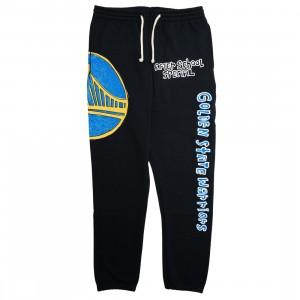 After School Special x NBA Men Warriors Doodle Sweatpants (black)