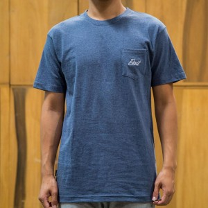 BAIT Men Core Pocket Tee (blue)