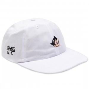 BAIT x Astro Boy Head Dad Cap (white)