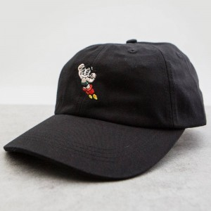 BAIT x Astro Boy Launch Dad Cap (black)
