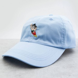 BAIT x Astro Boy Launch Dad Cap (light blue)