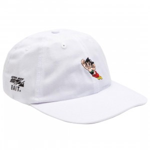 BAIT x Astro Boy Launch Dad Cap (white)