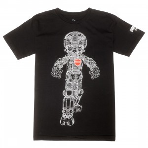 BAIT x Astro Boy Men Mechanical Tee (black)