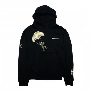 BAIT x Toy Story Youth The Army Men Hoody (black)