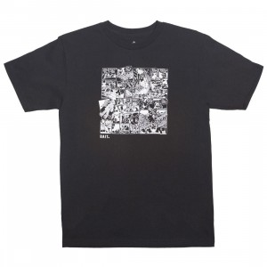 BAIT x Astro Boy Men Manga Tee (black)