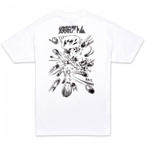 BAIT x Astro Boy Men Sketch Tee (white)