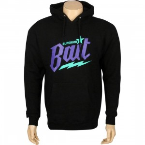 BAIT Superior BAIT Hoody - Grape (black / purple / teal)