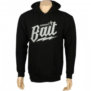 BAIT Superior BAIT Hoody - Cool Grey (black / cool grey)