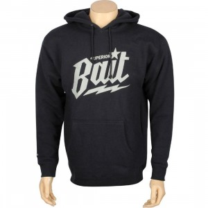 BAIT Superior BAIT Hoody - Cool Grey (navy / cool grey)