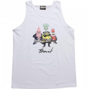 BAIT x SpongeBob Group Tank Top (white)