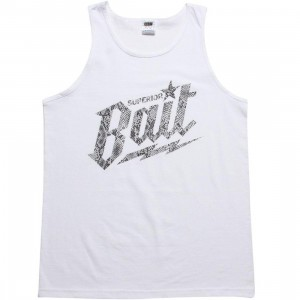 BAIT Superior BAIT Snake Tank Top (white)