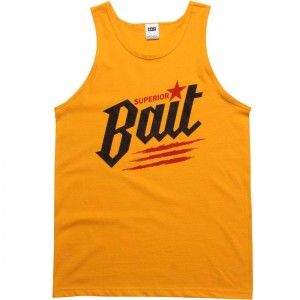 BAIT Superior BAIT Dragon Tank Top (gold / black / red)