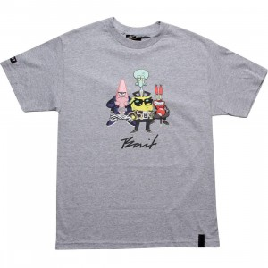 BAIT x SpongeBob Group Tee (athletic heather)