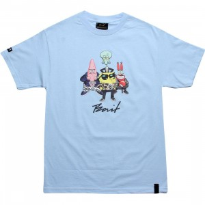 BAIT x SpongeBob Group Tee (powder blue)