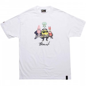 BAIT x SpongeBob Group Tee (white)