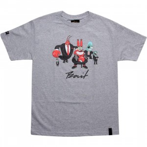 BAIT x SpongeBob Mr Krabs Tee (athletic heather)