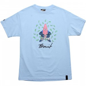 BAIT x SpongeBob Patrick Tee (powder blue)