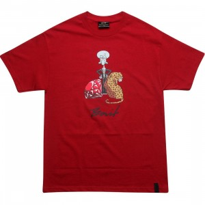 BAIT x SpongeBob Squidward Tee (cardinal red)